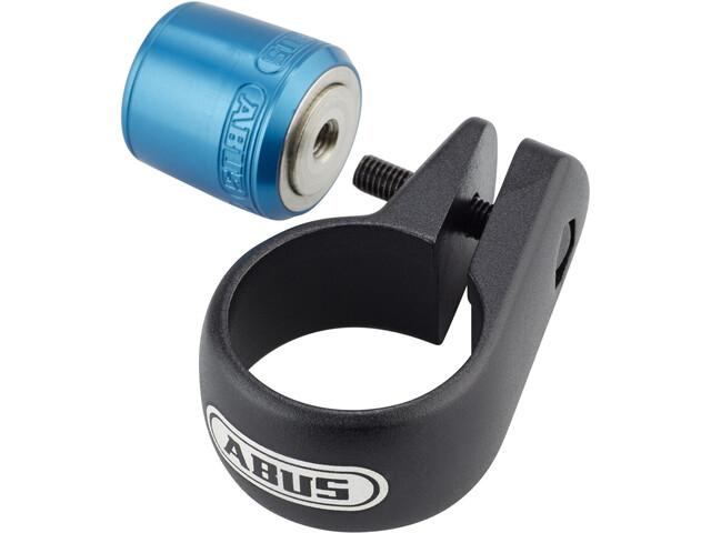 ABUS NutFix M5 SPC 31,8 Tyverisikker sadelpind, blue
